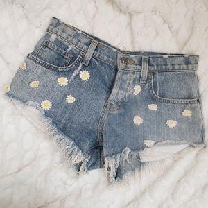Carmar Daisy Short Shorts size 26
